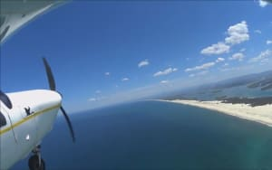 FRIDAY FLYING VIDEO: Gold Coast Jab