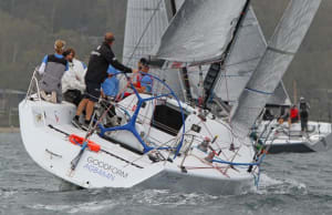 Newcastle hosting Farr 40s for the first time