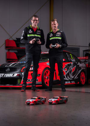 2016 Licence of the Year – Holden Racing Team from TPF Toys