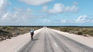 VIDEO & PODCAST: Indian Pacific Wheel Race Riders Spread From WA To Victoria