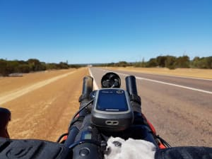 Riders Spread Across Two States As Indian Pacific Race Leader Kristof Allegaert Logs 2000km