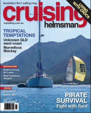 Bumper holiday reading in January Cruising Helmsman