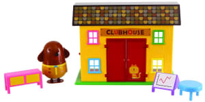Hey Duggee Squirrel Clubhouse from Jasnor