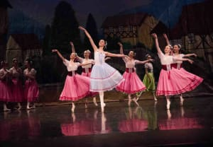 Melbourne City Youth Ballet presents Coppelia