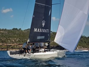 Maserati shows the Way at the MHYC MC38 Autumn Regatta
