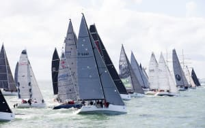 History repeats as Melbourne to Geelong Passage Race kicks off 2017 Festival of Sails