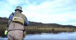 VIDEO: High Water - Snowy Mountains trout fishing trip
