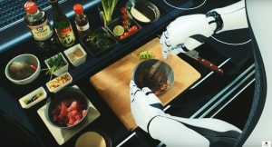 The future of foodservice: Robots, artificial intelligence and synthetic biology