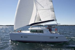 North's NPC Coastal sails deliver performance, durability and easy handling