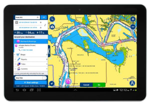 Navionics boating app now offers dock-to-dock autorouting on Android devices