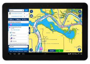 Navionics announces Dock-to-Dock autorouting for Android users