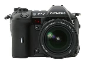 Olympus pulls pin on four-thirds lenses