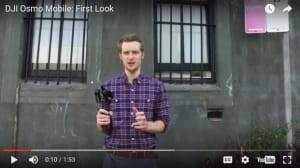 First look: DJI Osmo mobile