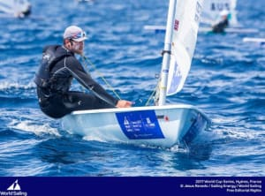 Burton, Belcher and Ryan best of Aussies on opening day in Hyeres