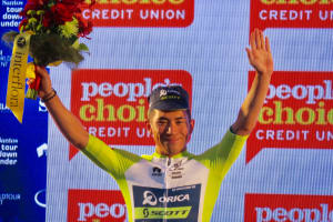 VIDEO: Caleb Ewan Outsprints World Class Field To Win People's Choice Classic