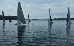 Ginger conquers Pittwater for fourth MC38 Australian Championship