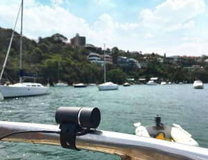 Pod Tracker can be customised to protect your boat, tender or pet