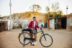 Win A Trip To Africa And Help Make A Difference With 99 Bikes And Qhubeka