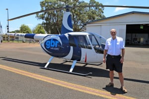 First R44 Cadet enters Service with Australian Company