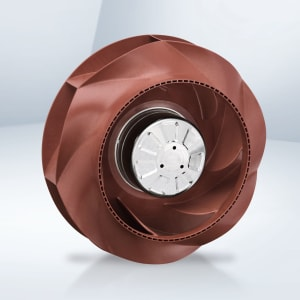 Centrifugal fans for extreme applications