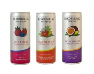 Can defect causes Rekorderlig withdrawal