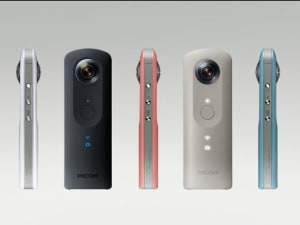 Ricoh adds Theta SC to 360-degree camera line-up
