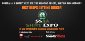 Perth Shot Expo 2016