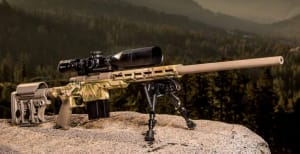 Legacy Sports Releases New HOWA Chassis Rifle for Long-Range Shooting