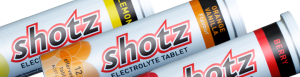 Shotz Electrolyte Tablets