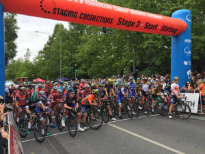 TDU Stage 2 - Stirling To Paracombe