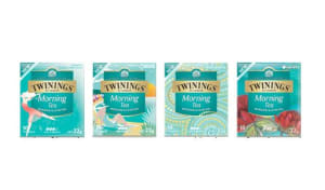 Twinings launches new Australian tea range in special packs