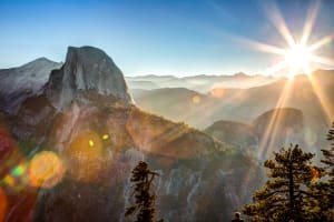 Explore pure Yosemite wilderness
