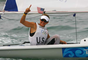 Anna Tunnicliffe back in the Laser Radial for Sailing World Cup Miami