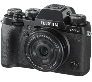Fujifilm announce firmware updates for X-T2 and X-PRO2