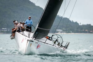 Challenging winds test tacticians on Day 4 of Samui Regatta