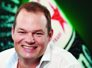 Heineken goes out on a limb