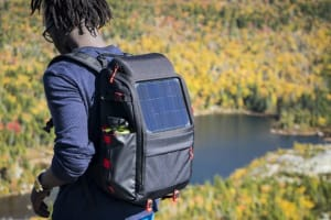 Backpacks for power off-the-grid