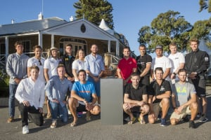 Match Racing giants arrive in Perth