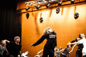 Chunky Move intensive for young dancers