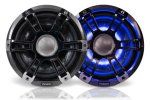 Fusion expands Signature Series with 8.8 inch speakers