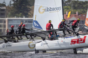 Mirsky scrapes into the final eight at WMRT Perth