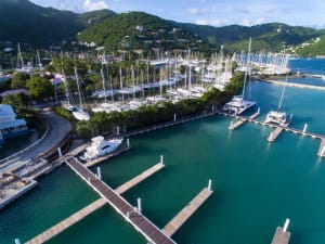 Nanny Cay in the BVI opens outer marina