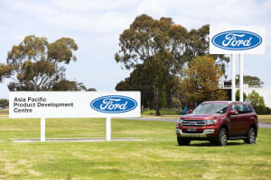 Ford shifts R&D into high gear