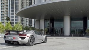 Welcome to Porsche Tower