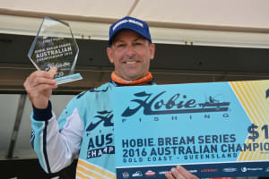Hobie Bream Series Australian champion crowned on the Gold Coast