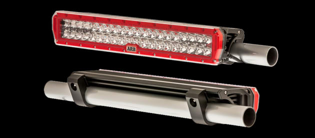 Arb light bar sporting shooter arb light bar mozeypictures Choice Image