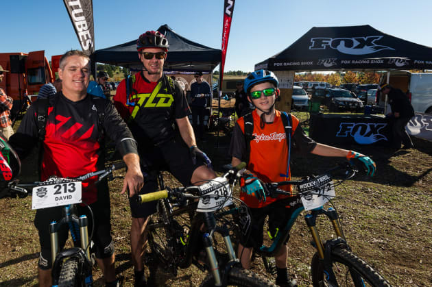 An event across all age groups - riders spend a day out riding and racing together. Photo: OuterImage.com.au