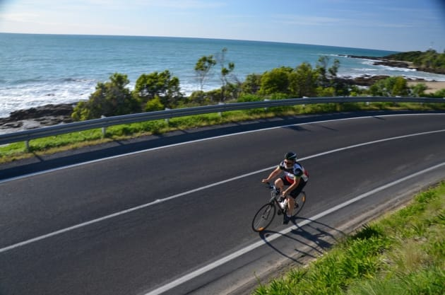 An AllTrails guest enjoying the stunning Great Ocean Road.