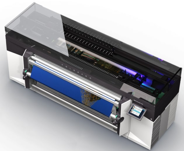 Com Continuous News Colorado >> Canon rolls out 'game changer' for display market ...