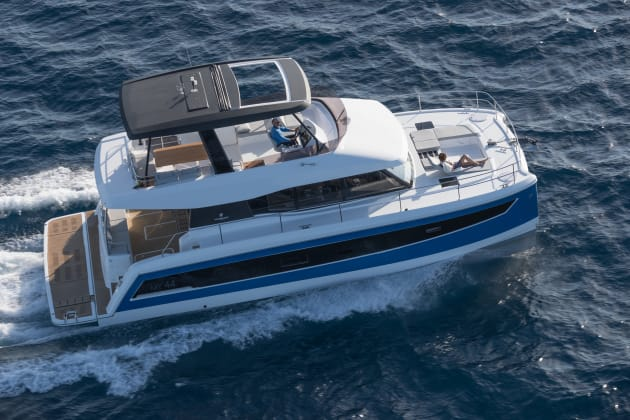 Fountaine Pajot MY44.